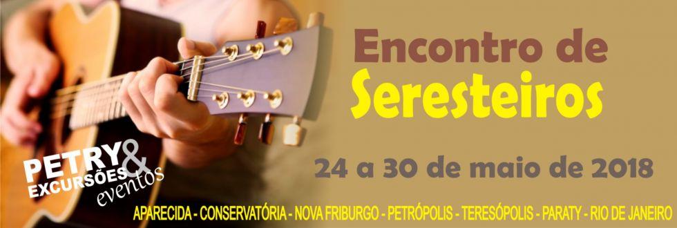 ENCONTRO DE SERESTEIROS
