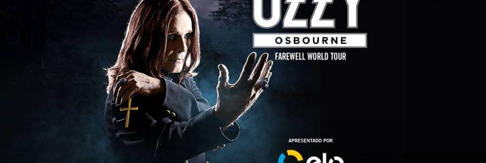 EXCURSÃO OZZY OSBOURNE EM CURITIBA.